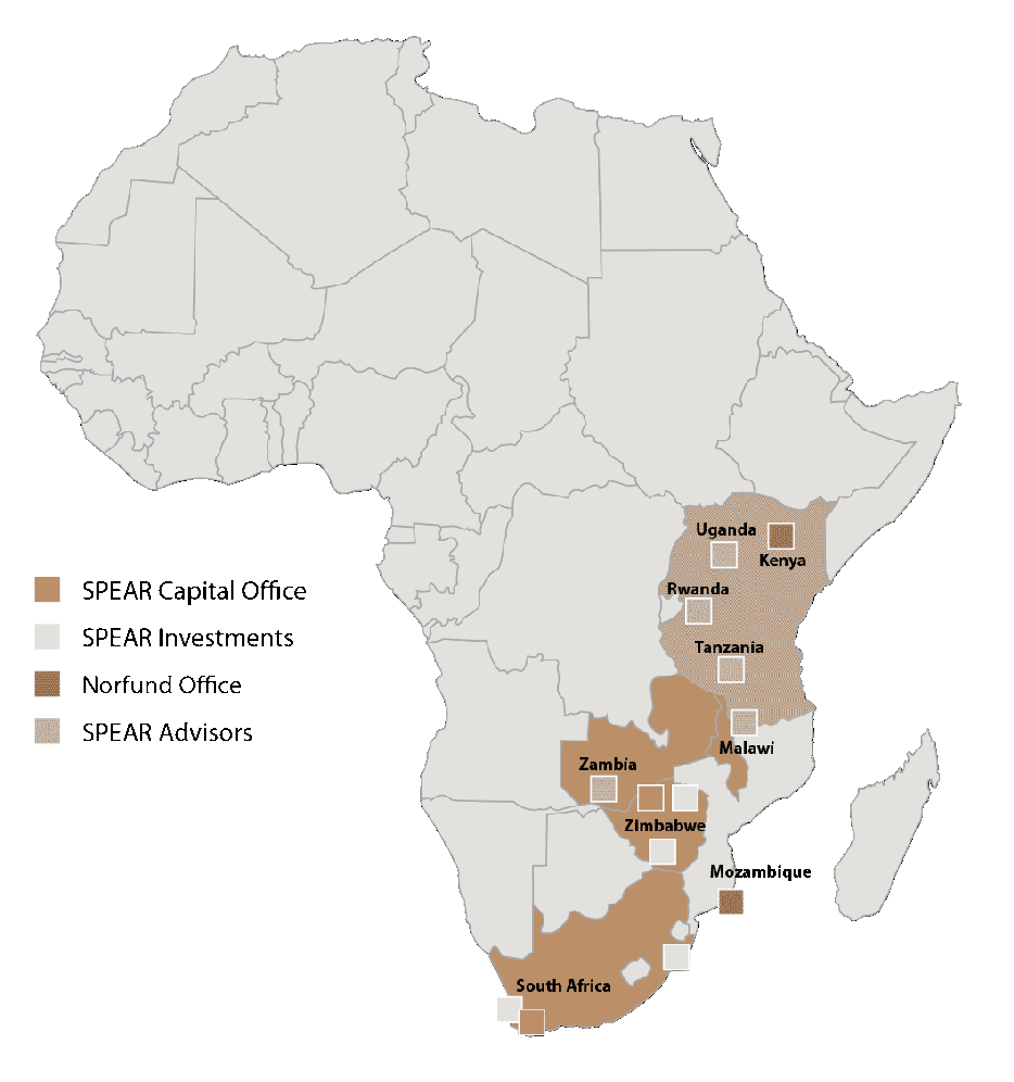 Image of Spear Capital - Africa