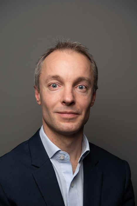 Image of Andreas Lorentzen, Portfolio Manager