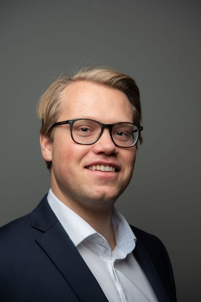 Image of Haakon Johnsrud Guttormsen, Investment Analyst