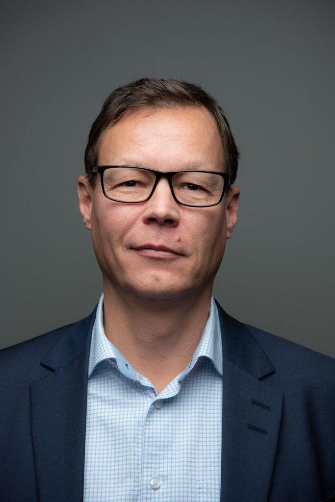 Image of Leif Ove Rørnes, CFO