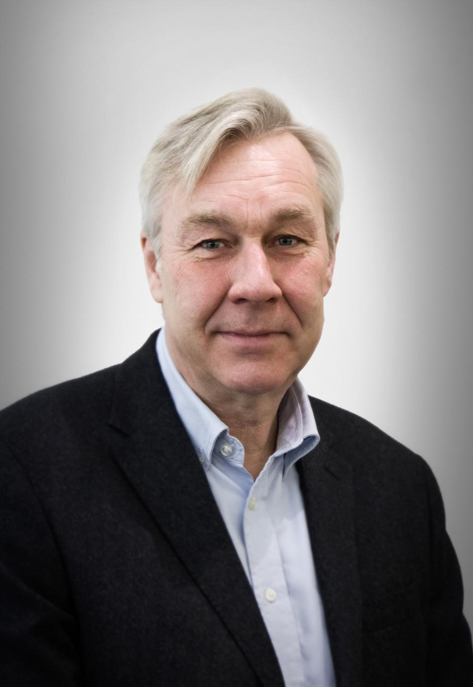 Image of Tomas Settevik, Board Member